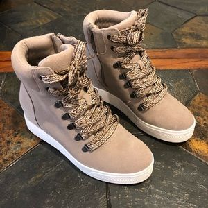 Steve Madden CATCH wedge sneakers